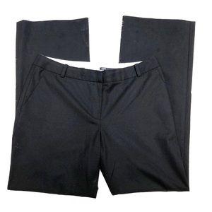 Loft Julie Black Dress Pants 6